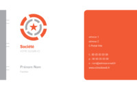 Entrepreneur en bâtiment Carte de visite  par Templatecloud
