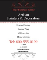"Painters and Decorators 8.5"" x 11"" Posters by Neil Watson"