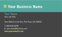 "Accountants 2"" x 3.5"" Business Cards by daryl edgecombe"