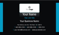 "2"" x 3.5"" Business Cards by Kevin Walls"