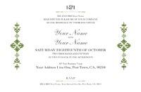 "5.5"" x 8.5"" Invitations by Alan Gunning"