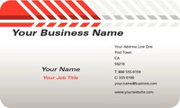 "Builders 2"" x 3.5"" Business Cards by Templatecloud"