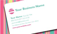 "Painters and Decorators 2"" x 3.5"" Business Cards by Mac Poustchi"