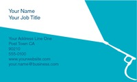 """Cleaning 2"""" x 3.5"""" Business Cards by Templatecloud"""