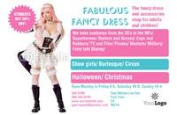 """Fancy Dress 5.5"""" x 8.5"""" Flyers by Rebecca Doherty"""
