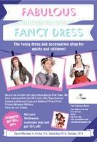 "Fancy Dress 4"" x 6"" Postcards by Rebecca Doherty"