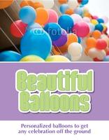 """Balloon Modellers 8.5"""" x 11"""" Flyers by Paul Wongsam"""
