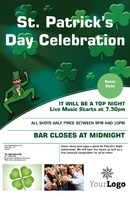"St Patricks Day 11"" x 17"" Posters by Neil Watson"