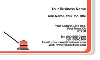 "Cleaners 2"" x 3.5"" Business Cards by Neil Watson"