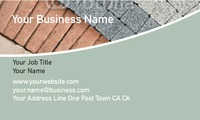"""Home Maintenance 2"""" x 3.5"""" Business Cards by Edward Mark  Power"""