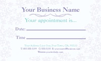 "Health 2"" x 3.5"" Business Cards by Marc Ivey"