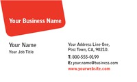 """Accountants 2"""" x 3.5"""" Business Cards by daryl edgecombe"""