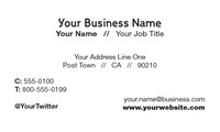 "Builders 2"" x 3.5"" Business Cards by Robert Doyle"