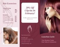 """Salon 8.5"""" x 11"""" Brochures by Ro Do"""
