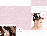 "Hair 8.5"" x 11"" Brochures by TemplateCloud.com"