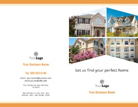 "Realtor 8.5"" x 11"" Brochures by Templatecloud"