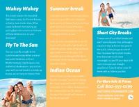 "8.5"" x 11"" Brochures by TemplateCloud.com"
