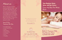 "Beauty Salon 11"" x 17"" Brochures by Ro Do"