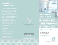 "Home Maintenance 8.5"" x 11"" Brochures by Rebecca Doherty"