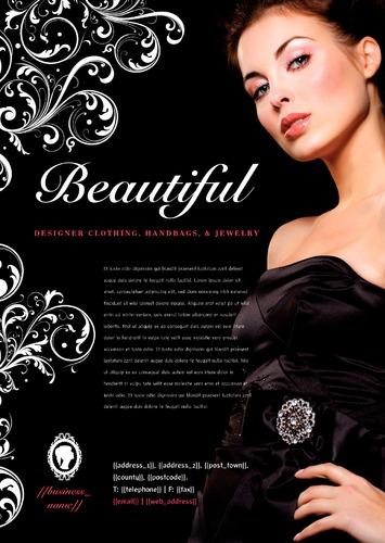 Beauty Salon A4 Leaflets Printing Com