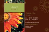 Jardiniers Carte de visite  par Templatecloud