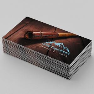 14PT Matte Business Cards