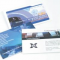 140# silk cover + gloss UV on front Fabu-Gloss Business Cards with UV on Front