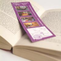 Fabu-Gloss Bookmarks with UV on Front