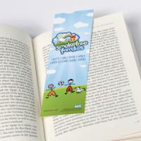 Fabu-Gloss Bookmarks with UV on Both Sides