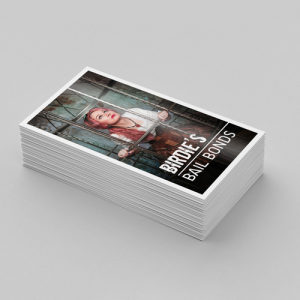 Fast&Few Gloss Laminated Business Cards
