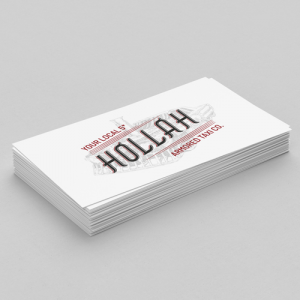 Fast&Few Uncoated Business Cards