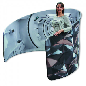 Printed Fabric Booths
