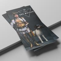 Fast&Few Uncoated Folded Flyers