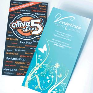Gloss Rack Cards